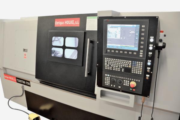 Control CNC Fagor 8065 para tornos.